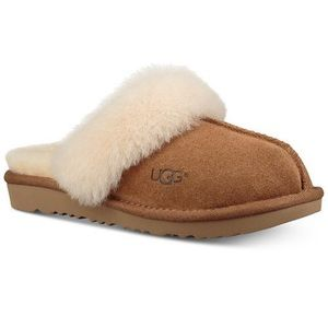UGG Kids' Cozy ll Slippers Size 4